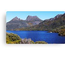 Beautiful Tasmania - Cradle in all her glory Canvas Print