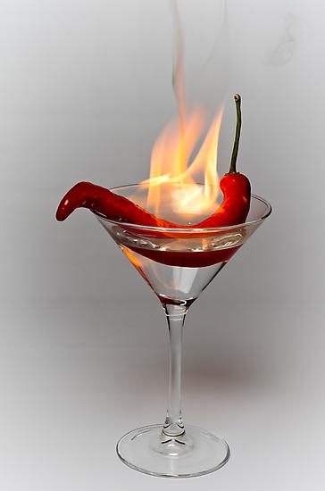 Some Like It Hot! by Johanne Brunet