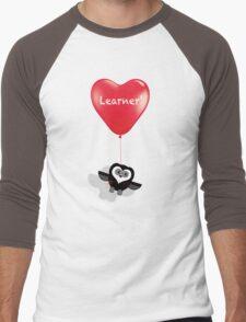 LEARNER! Men's Baseball ¾ T-Shirt