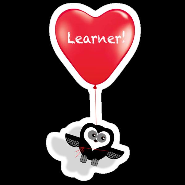 LEARNER! by peter chebatte
