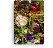 Australian bouquet Canvas Print