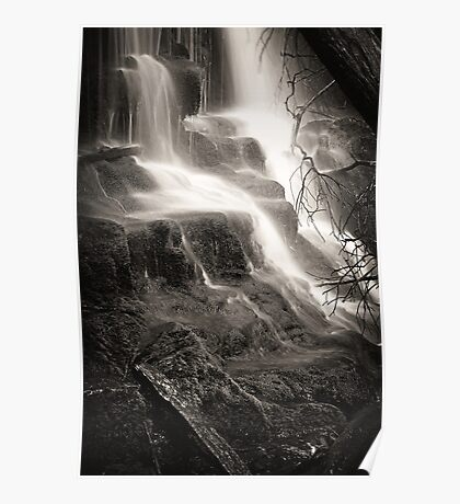 Lilydale Falls Poster