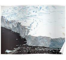 Neko Harbour Glacier ,  Antarctica Poster