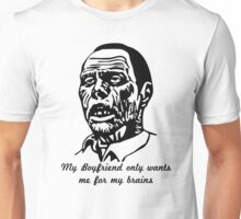 Zombie Boyfriend Unisex T-Shirt