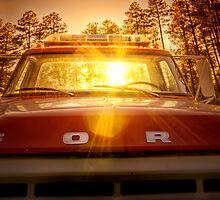 Fire Ford by Bob Larson