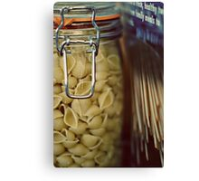 4-healthy family meals-50-mm series Canvas Print
