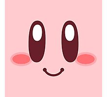 Kirby Face Photographic Print