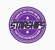 Nicki Minaj - Starships Old School Sticker Unisex T-Shirt
