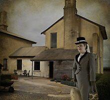 The Governess by Mel Brackstone