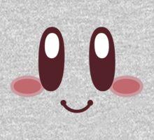 Kirby Face Baby Tee