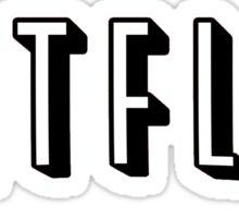 Netflix Sticker