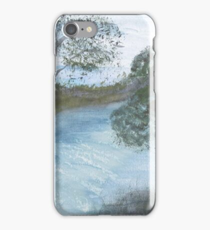 Moonlight Inlet. iPhone Case/Skin