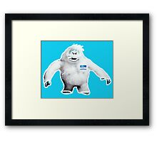 Hello, My Name is Bumble Framed Print