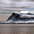 Danco Island , Antarctica by geophotographic