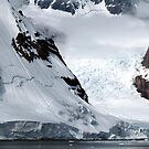Danco Island view, Antarctica by geophotographic