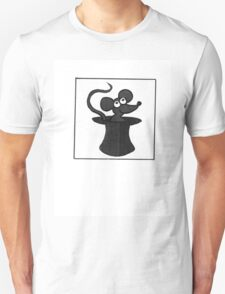 Mouse In A Hat 1999 T-Shirt