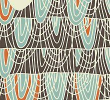 Lace Vector Pattern by Anastasiia Kucherenko