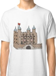 The tower of London  Classic T-Shirt