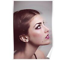 Ivana Close Up Poster