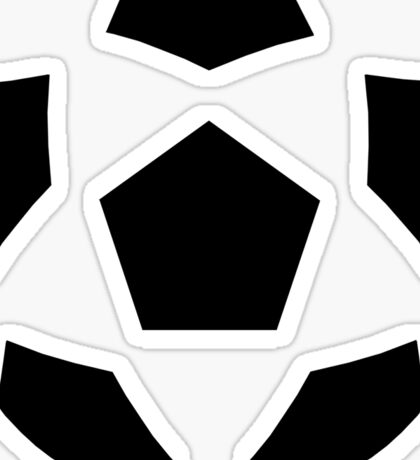 Soccer Ball Football Sticker Sticker