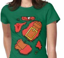 GORON TUNIC Womens Fitted T-Shirt