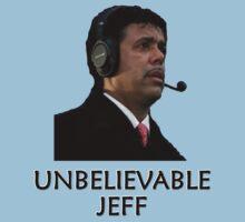 Unbelievable Jeff! Chris Kamara by Sam Stringer