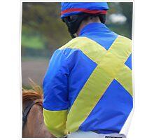 Racing Silks Poster