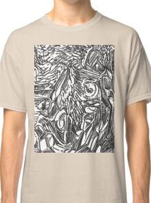 freestyle ink drawing 002 Classic T-Shirt