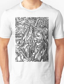 freestyle ink drawing 002 T-Shirt