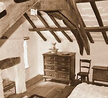 National Trust The Old Post Office At  Tintagel , Cornwall by lynn carter