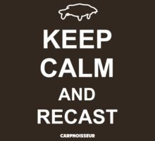 carpnoisseur - KEEP CALM by iglu