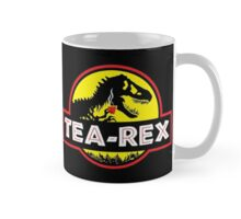 Tea-Rex - V2 (designer of the original) Mug