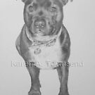 Bella commission by Karen Townsend