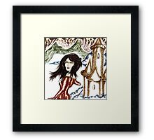 Castles of the Mind Framed Print
