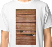 Boarded Up Classic T-Shirt