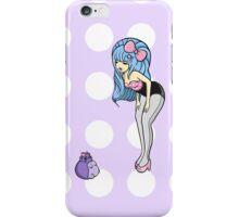Just A Little Too Cute! iPhone Case/Skin