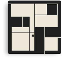 De Stijl / Bauhaus series 1 Canvas Print