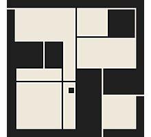 De Stijl / Bauhaus series 1 Photographic Print