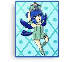 Tokyo Mew Mew- Mew Mint Canvas Print