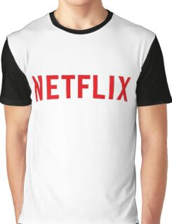 Netflix Graphic T-Shirt