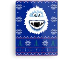 Bumble's Ugly Sweater Metal Print