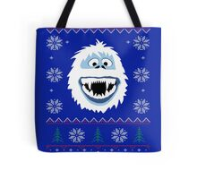 Bumble's Ugly Sweater Tote Bag
