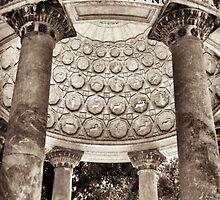 zodiac pavilion rome by debrapeck