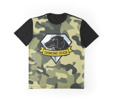 Diamond Dogs Graphic T-Shirt
