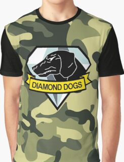 Diamond Dogs Graphic T-Shirt