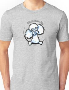 White Toy Poodle :: Its All About Me Unisex T-Shirt