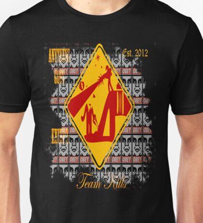 No Team Kills Unisex T-Shirt
