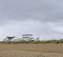 House on the Beach by AlanPee