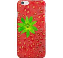 Strawberry iphone case iPhone Case/Skin