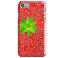 Strawberry iphone case iPhone Case/Skin